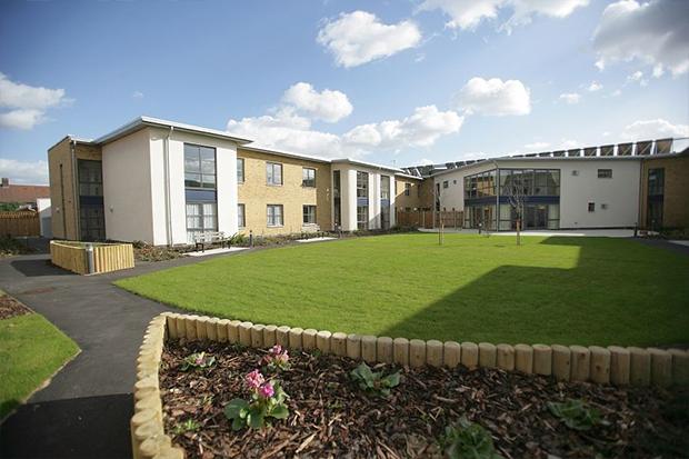 Darcy House - A Care Support extra care property
